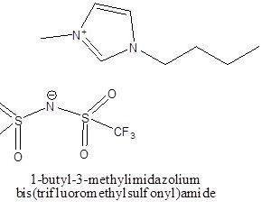1-بوتیل-3-متیل ایمیدازولیوم بیس (تری فلوءورو متان سولفونیل)ایمید
